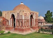 Alai Darwaza et tombeau d'Imam Zamin Photographie stock