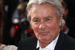 Alain Delon Royalty Free Stock Image