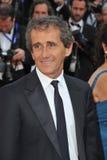 Alain Prost Stock Image