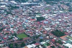 Alajuela del centro, Costa Rcia Immagine Stock