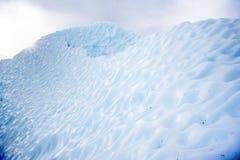 Alaksa Glacier Up Close Stock Images