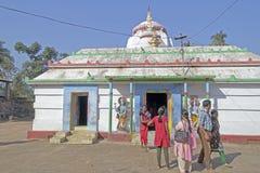 Alalanath temple Stock Image