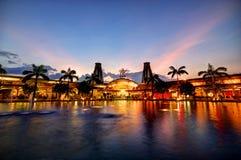 Alamanda, Путраджайя Малайзия Стоковые Фотографии RF
