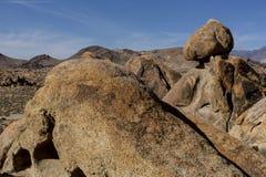 Alamba Hills, rock detail Stock Photo
