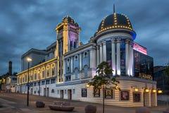 Alambra Theatre w Bradford Zdjęcie Stock