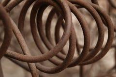 alambre Imagen de archivo libre de regalías