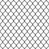 Alambre de acero Mesh Seamless Background Vector Fotografía de archivo