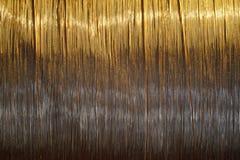 Alambre de cobre Imagenes de archivo