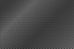 Alambre de metal Mesh Texture Fotografía de archivo