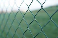 Alambre Mesh Fence Imagen de archivo libre de regalías