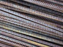 Alambres del refuerzo Fotos de archivo