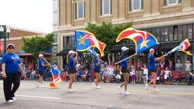 Alameda 4ème du défilé 2017 de juillet Photo stock