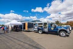 Alameda επίδειξη Αστυνομίας κομητειών στοκ φωτογραφία με δικαίωμα ελεύθερης χρήσης