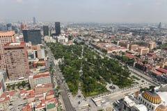 Alameda Central - Mexico City Stock Photo