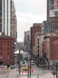 Alameda da rua Imagens de Stock