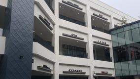 Alameda da venda por atacado de Incheon Imagens de Stock Royalty Free