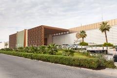 A alameda das avenidas em Kuwait, Médio Oriente fotos de stock royalty free