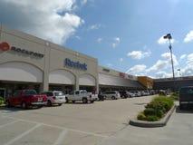 Alameda das tomadas de Tanger em Branson, Missouri Imagens de Stock