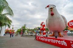 Alameda de Ásia Imagem de Stock Royalty Free