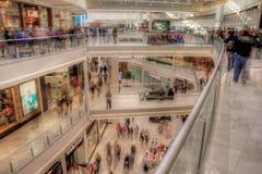 A alameda de América é Major Shopping Center no Citie gêmeo imagem de stock royalty free