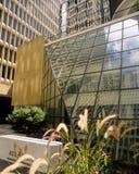 Alameda de centro de Peachtree en Atlanta Foto de archivo