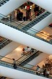 Alameda de compra Foto de Stock