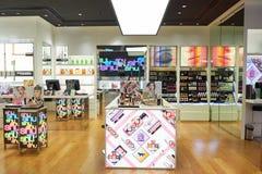Alameda de compra em Hong Kong Foto de Stock Royalty Free