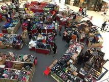 Alameda de compra em Hong Kong Imagens de Stock Royalty Free