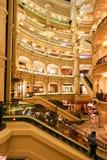 Alameda de compra, tempo Sqare, Malaysia imagem de stock