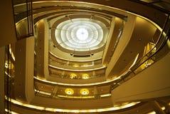 Alameda de compra Ultra-modern de Nordstrom Fotografia de Stock Royalty Free