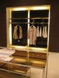 Alameda de compras Foto de archivo