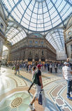 Alameda de compras Foto de archivo libre de regalías