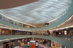 Alameda de compras Imágenes de archivo libres de regalías