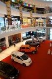 Alameda de compras Fotografía de archivo libre de regalías