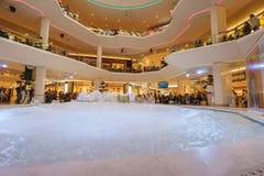 Alameda de compras Imagen de archivo libre de regalías