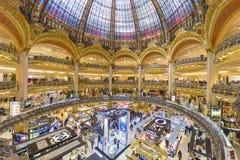 Alameda de compras de la galería de Lafayette Fotos de archivo