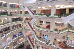 Alameda de compras de la galería de Starhill Kuala Lumpur fotos de archivo libres de regalías
