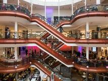 Alameda de compras de príncipes Square en Glasgow Fotos de archivo