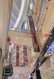 Alameda de compras de Taipei 101 Taipei Taiwán Fotografía de archivo libre de regalías
