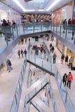 Alameda de compras del emporio Melbourne Imágenes de archivo libres de regalías
