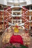 Alameda de compras del pabellón Imagen de archivo
