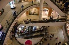 Alameda de compras del terminal 21 Fotografía de archivo libre de regalías