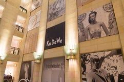 Alameda de compras en Berlín Fotos de archivo