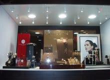 Alameda de compras en Roma Imagen de archivo
