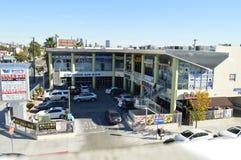Alameda de compras Koreatown Los Ángeles 2015 Fotografía de archivo