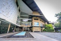 Alameda de compras de la zona verde el 4 de septiembre de 2017 en Makati, metro Manila, Fotos de archivo