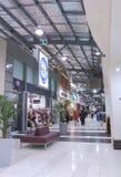 Alameda de compras Melbourne Imagen de archivo libre de regalías