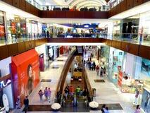 A alameda de Dubai Fotografia de Stock