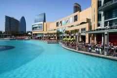Alameda de Dubai Imágenes de archivo libres de regalías