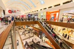 A alameda de Dubai Imagens de Stock Royalty Free
